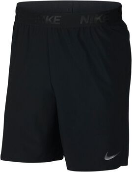 Nike Flex 8 Inch Fitnessshorts Herren Schwarz