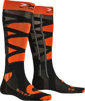 X-Socks SKI CONTROL 4.0 chaussettes de ski Hommes Orange