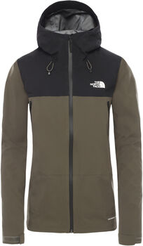 The North Face TENTE Regenjacke Damen Grün