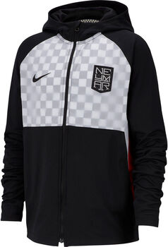 Nike Neymar Breathe Dry Trainingsjacke Jungs Schwarz