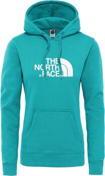 The North Face DREW PEAK sweat-shirt à capuche  Femmes Turquoise
