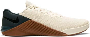 Nike METCON 5 Trainingsschuh Herren Beige