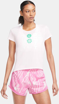 Nike Iconclash Shirt de running Femmes Rose
