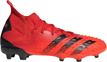 adidas Predator Freak.2 FG chaussure de football Hommes Rouge