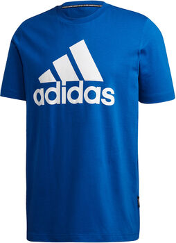 adidas Must Haves Badge of Sport T-Shirt Herren Blau