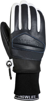 Snowlife Classic Leather Glove gant de ski Bleu