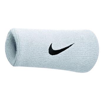 Nike Accessoires Doublewide bandeau de poignet  Blanc