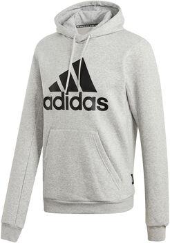 adidas Badge of Sport Fleece Hoodie Herren Neutral