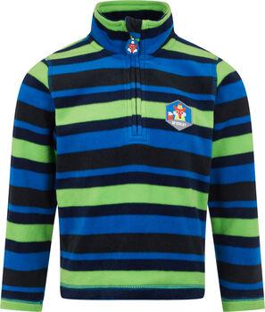 McKINLEY Tibo Rollkragen Skishirt langarm Blau