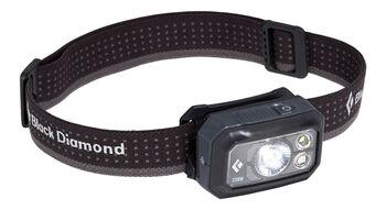 Black Diamond Storm 400 Stirnlampe Grau