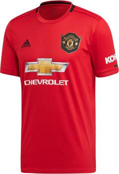 ADIDAS Manchester United Home Fussballtrikot Herren Rot