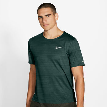 Nike Miler Runningshirt Hommes