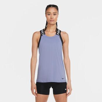 Nike PRO Tank Top Damen Violett