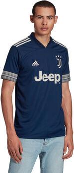 adidas Juventus Turin 20/21 maillot extérieur Hommes Bleu