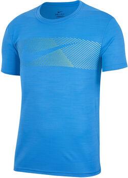 Nike Dri-FIT Superset Trainingsshirt Herren Blau