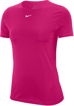 Nike Pro All Over Trainingsshirt Damen Pink