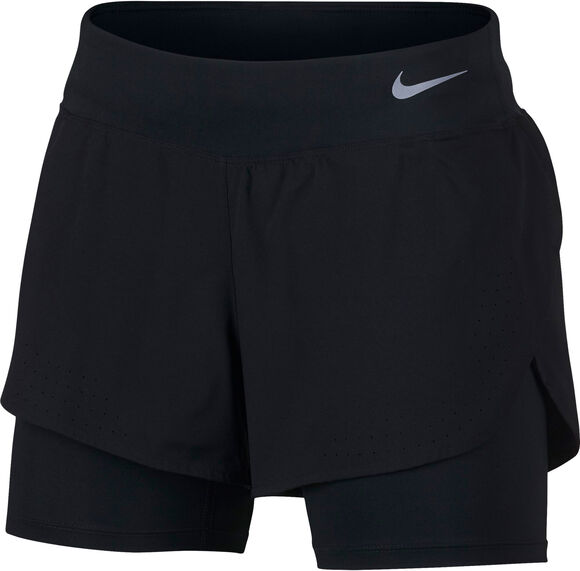 Eclipse 2 in 1 Laufshorts