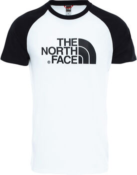 The North Face Easy T-Shirt Herren Weiss