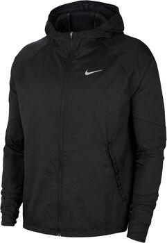 Nike Essential Laufjacke Herren Schwarz