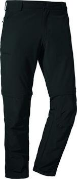 SCHÖFFEL Folkstone Zip Off pantalon de randonnée Hommes Gris