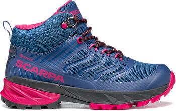 SCARPA Rush Mid chaussure de randonnée Bleu