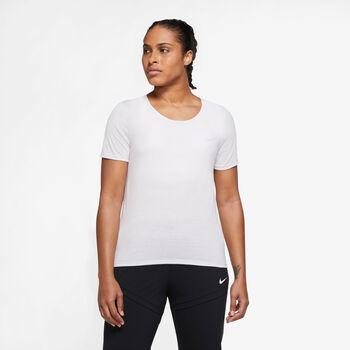 Nike Dri-FIT Run Division t-shirt Femmes Rose