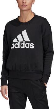 adidas Must Haves Crew Sweatshirt Damen Schwarz