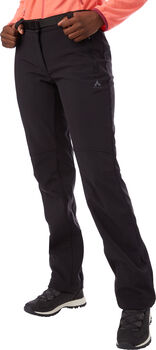 McKINLEY Active Shalda II pantalon softshell Femmes Noir