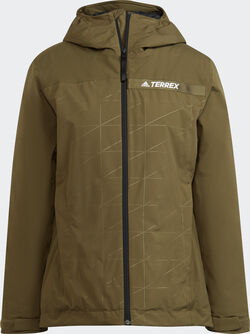 Terrex Multi RAIN.RDY Primegreen Regenjacke