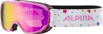 ALPINA Pheos Jr. HM Lunettes de ski Rouge