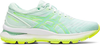 Asics Gel-Nimbus 22 Lady Mod. Tokyo Laufschuh Damen Grün
