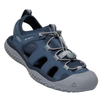 KEEN Solr Sandal Herren Blau