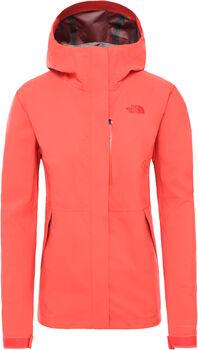 The North Face DRYZZLE veste de pluie Femmes Rouge