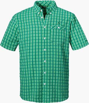 SCHÖFFEL Kuopio3 chemise de randonnée à manches courtes  Hommes Vert