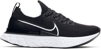 Nike Epic React Pro Flyknit Laufschuhe Damen Schwarz