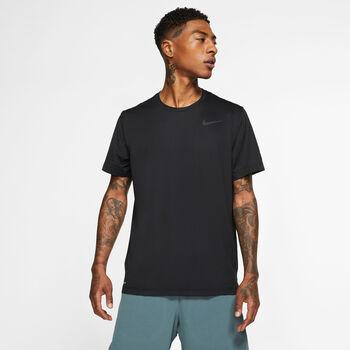 Nike Pro T-Shirt Herren Schwarz