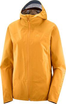 Salomon Outline Jacke  Damen Gelb