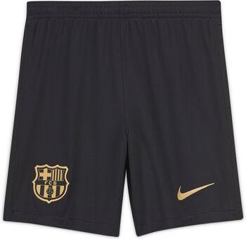 Nike FC Barcelona Fussballshorts Schwarz