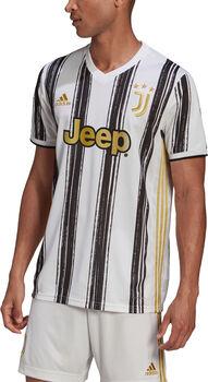 adidas Juventus Turin Home Fussballtrikot Herren Weiss
