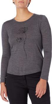 McKINLEY Fitz shirt à manches longues Femmes Gris