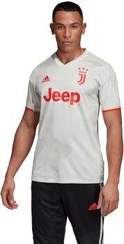 ADIDAS Juventus Turin Away Fussballtrikot Herren Weiss