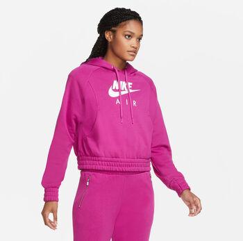 Nike Sportswear Air Hoody Damen Violett