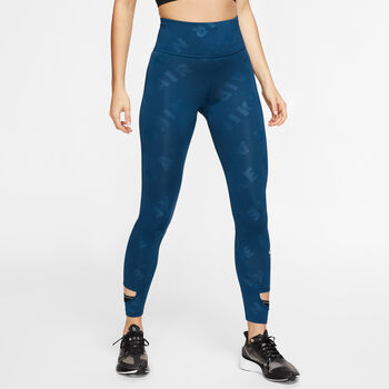 Nike Running Tights Damen Blau