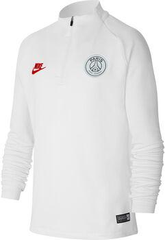Nike PSG Dri-FIT Strike Fussballtrikot Jungs Weiss