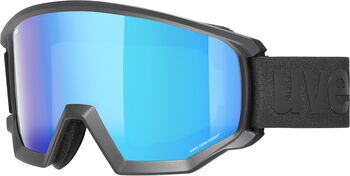 Uvex Athletic CV Skibrille Schwarz