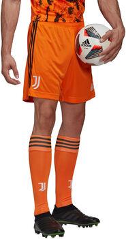 adidas Juventus Turin 20/21 Ausweichshorts Orange