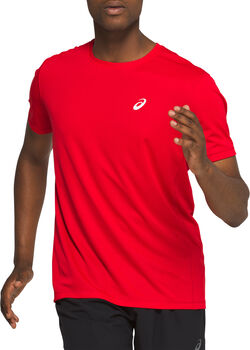 ASICS KATAKANA TOP T-Shirt Hommes Rouge