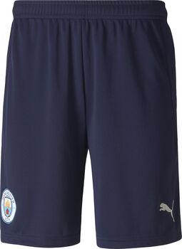 Puma Manchester City Replica Fussballshorts Herren Schwarz
