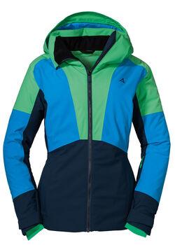 SCHÖFFEL Gargellen 2 couches veste de ski Femmes Bleu