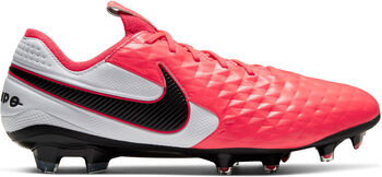 Nike LEGEND 8 ELITE FG chaussure de football  Hommes Rouge